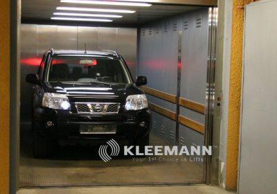 Ανελκυστήρας αυτοκινήτου KLEEMANN - Alexiou Group