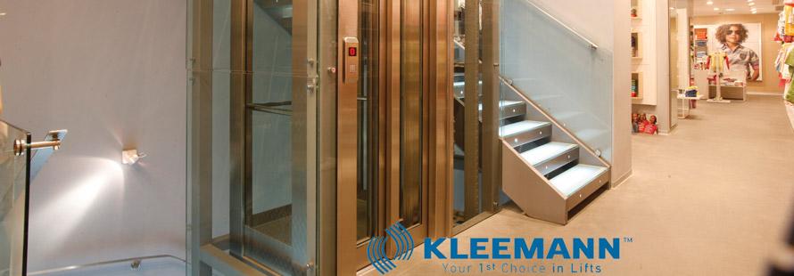 Ανελκυστήρας Flexy Lift KLEEMANN - Alexiou Group