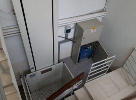 Μελέτη & Εγκατάσταση Υδραυλικού Ανελκυστήρα  Vertiplat KLEEMANN - Alexiou Group