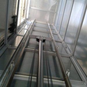 Μελέτη εγκατάστασης εξωτερικού ανελκυστήρα Kleemann