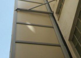 Αλουμινοκατασκευή Φρεατίου και Υδραυλικός Ανελκυστήρας KLEEMANN σε Πολυκατοικία στην Αθήνα – Νέος Κόσμος