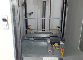 Υδραυλικός Ανελκυστήρας KLEEMANN σε Πολυκατοικία στο Κερατσίνι