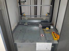 Μελέτη εγκατάσταση υδραυλικού ανελκυστήρα KLEEMANN - Alexiou Group