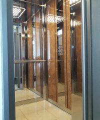 Μελέτη εγκατάστασης υδραυλικουύ ανελκυστήρα Kleeman