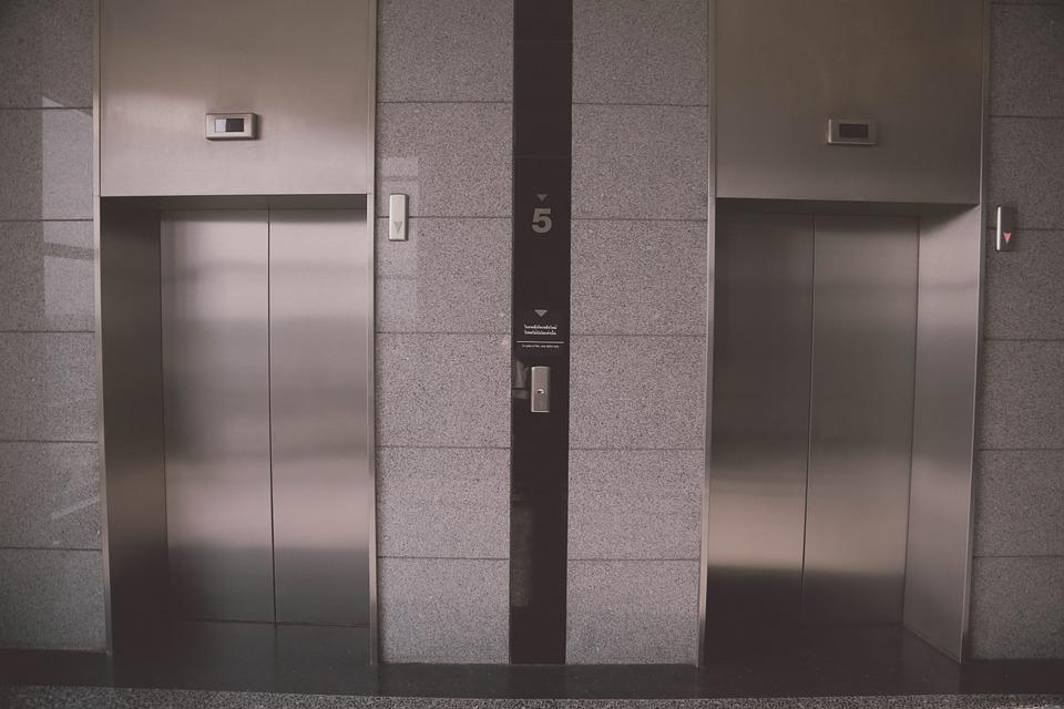 Συντηρημένος Ανελκυστήρας