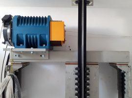 Μηχανικός ανελκυστήρας MRL Atlas Basic KLEEMANN - Alexiou Group