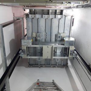 Ηλεκτρομαγνητικός ανελκυστήρας MRL Atlas Basic