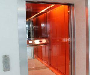 02 Υδραυλικός Ανελκυστήρας KLEEMANN - Alexiou Group