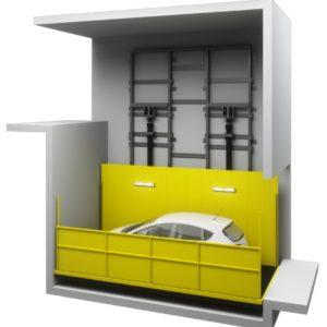 Ανελκυστήρας Αυτοκινήτων Τύπος 1 KLEEMANN – Alexiou Group
