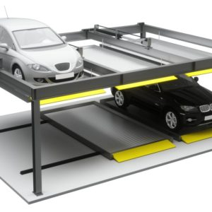 Σύστημα Parking Τύπος 1 KLEEMANN – Alexiou Group