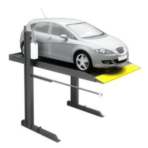 Σύστημα Parking Τύπος 2 KLEEMANN – Alexiou Group