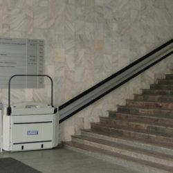 02Α Stairlift KLEEMANN – Alexiou Group.