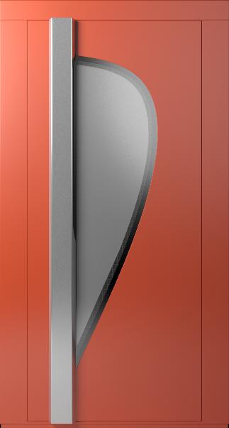 Ημιαυτόματη Πόρτα Future F710 KLEEMANN - Alexiou Group