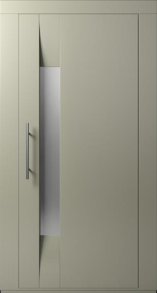 Ημιαυτόματη Πόρτα Modern M510 KLEEMANN - Alexiou Group