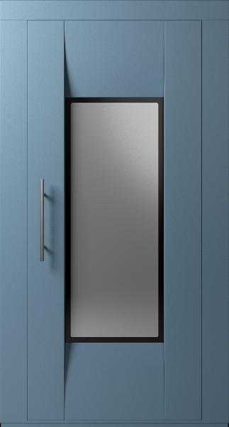 Ημιαυτόματη Πόρτα Modern M710 KLEEMANN - Alexiou Group