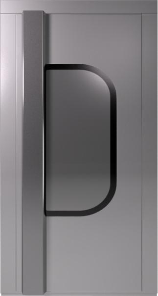 Ημιαυτόματη Πόρτα Future F510 KLEEMANN - Alexiou Group
