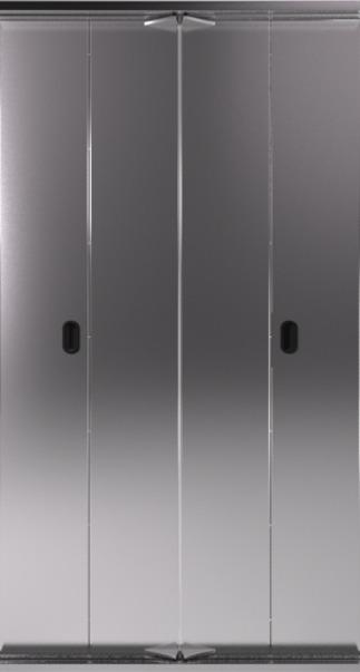 Αυτόματη Πόρτα Τύπου BUS FD320 KLEEMANN - Alexiou Group