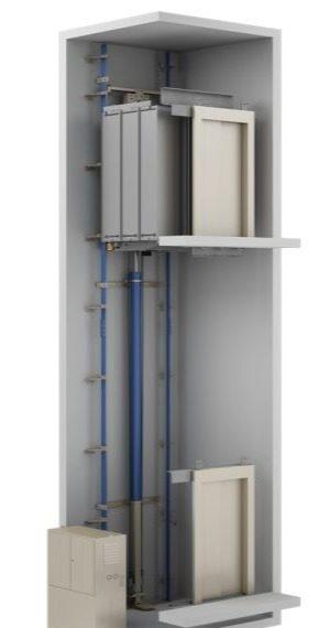 04 3D Υδραυλικοί Ανελκυστήρες KLEEMANN - Alexiou Group