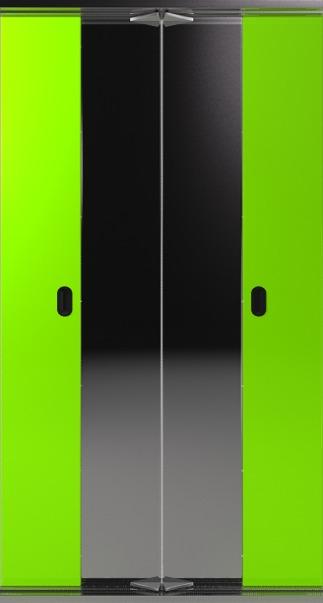 Αυτόματη Πόρτα Τύπου BUS FD310 KLEEMANN - Alexiou Group