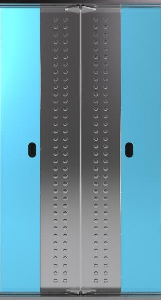 Αυτόματη Πόρτα Τύπου BUS FD510 KLEEMANN - Alexiou Group