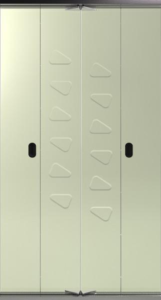 Αυτόματη Πόρτα Τύπου BUS FD520 KLEEMANN - Alexiou Group