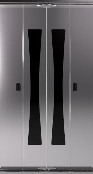 Αυτόματη Πόρτα Τύπου BUS FD710 KLEEMANN - Alexiou Group