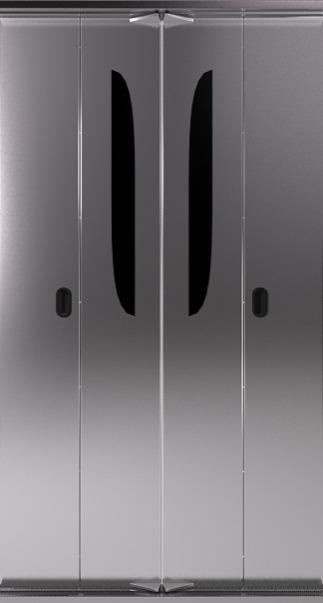 Αυτόματη Πόρτα Τύπου BUS FD720 KLEEMANN - Alexiou Group