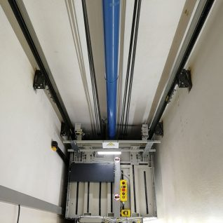 Αλεξίου Group - Μηχανισμός Ανελκυστήρα