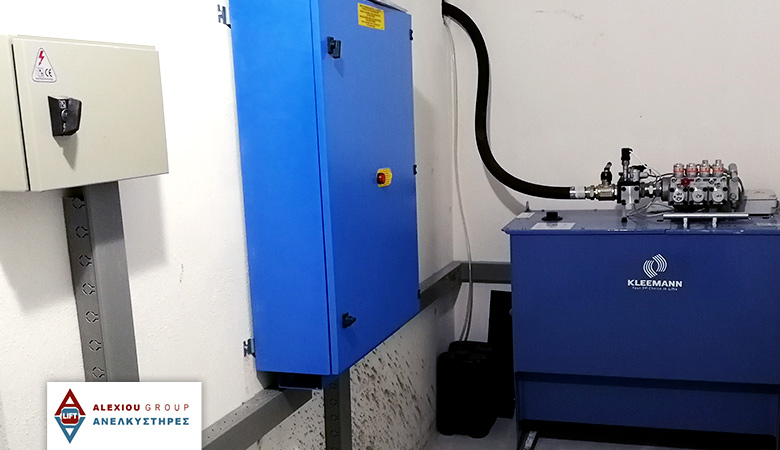 Μηχανοστάσιο ανελκυστήρα, σχεδιασμός & κανόνες δόμησης