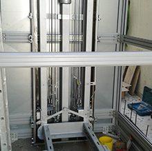 Εγκατάσταση ανελκυστήρα