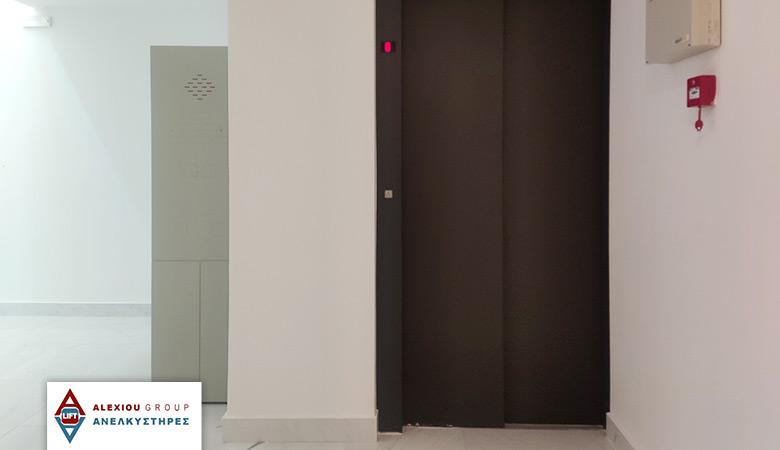 Ανελκυστήρας χωρίς μηχανοστάσιο